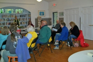 May 22 community meeting about the Incredible Edible Gardens.