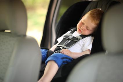 prevent child heatstroke