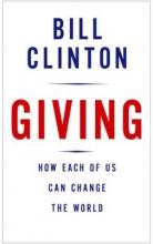 Bill Clinton Giving Book