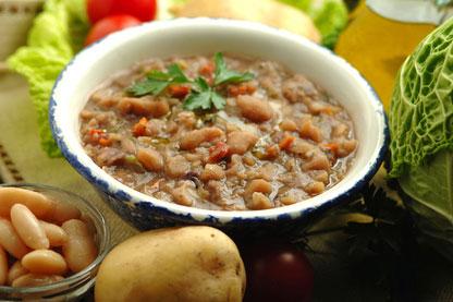 Ribollita with Sausage