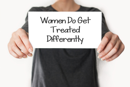 Women Do Get Treated Differently
