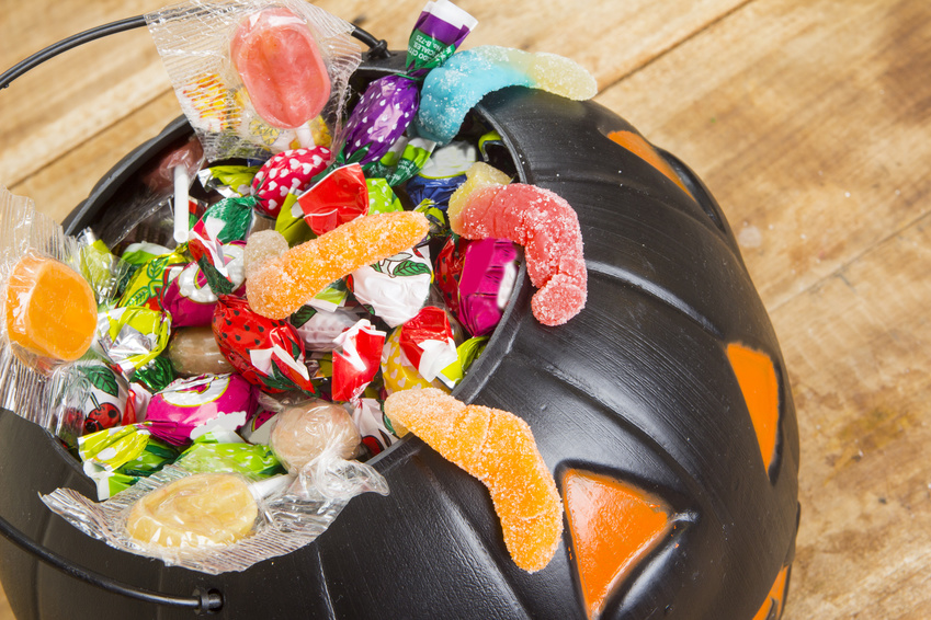 Fighting Childhood Obesity with the Halloween Candy Buy-back