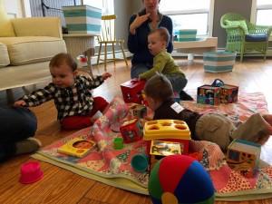 Parent Child Playgroup