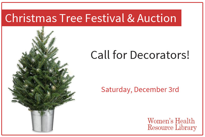 Call for Christmas Tree Decorators!
