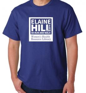 Elaine Hill Memorial 5K T