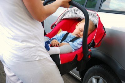 Surprising Dangers of Infant Car Seats