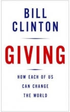 Bill Clinton Giving Book