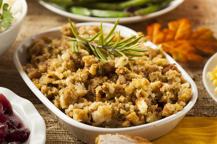 French-Canadian Stuffing for Turkey