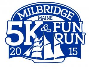 Milbridge-5-K-Logo