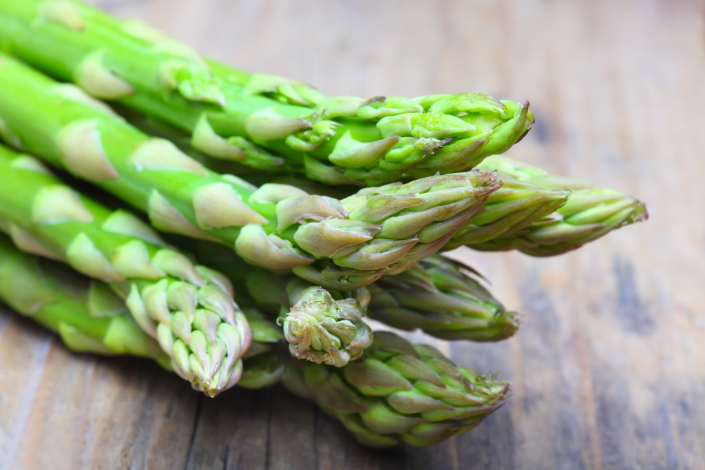 Waiting for Asparagus