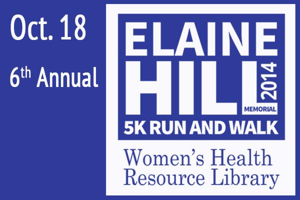 2014 Elaine Hill Memorial 5K Run/Walk and Kids Fun Run