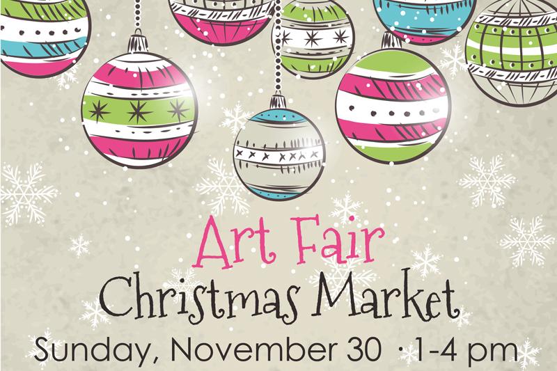 Art Fair and Christmas Market