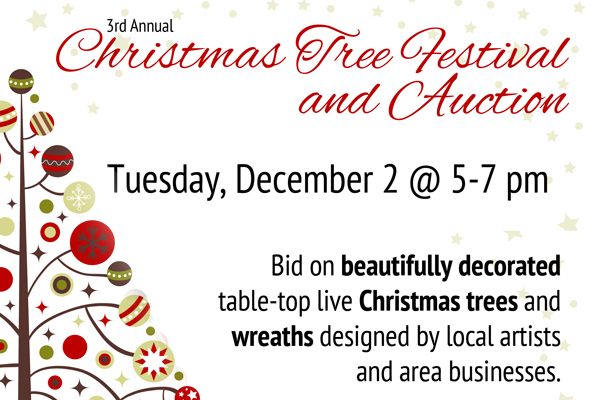 Christmas Tree Festival & Auction
