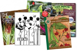 order seed catalogs
