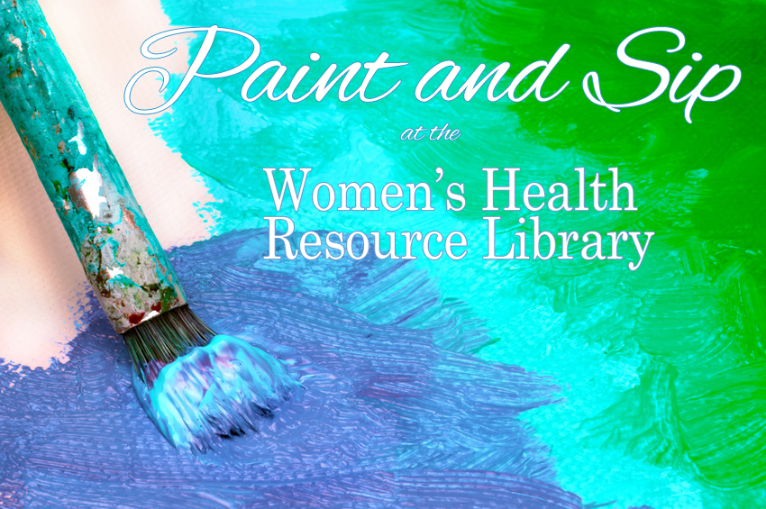 Paint and Sip at the WHRL