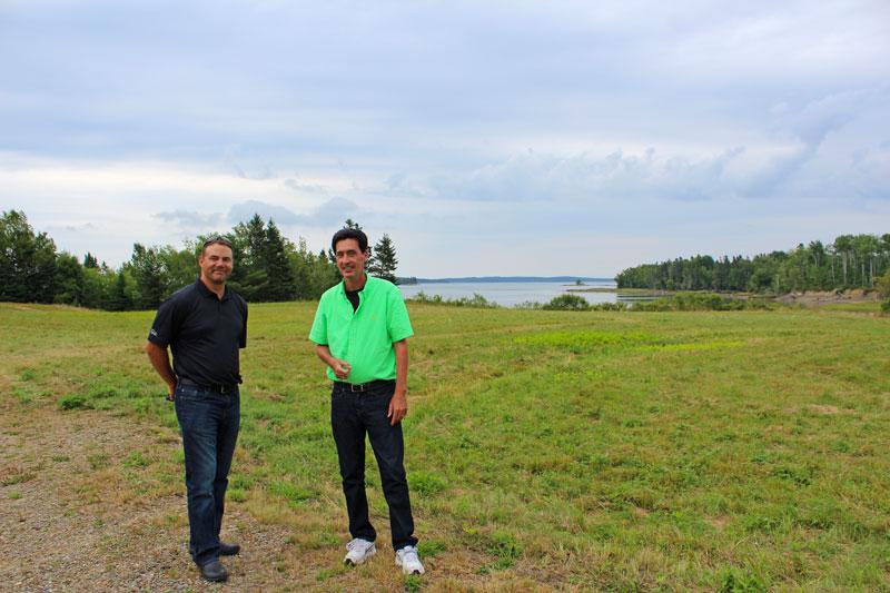 Milbridge Commons Project Hires Park Designers Bruce John Riddell and Eric Dube