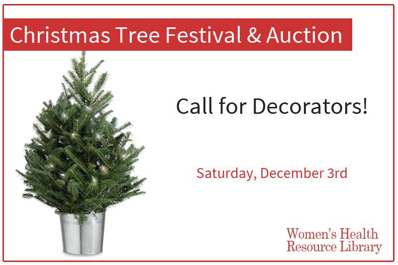 Call for Christmas Tree Decorators!