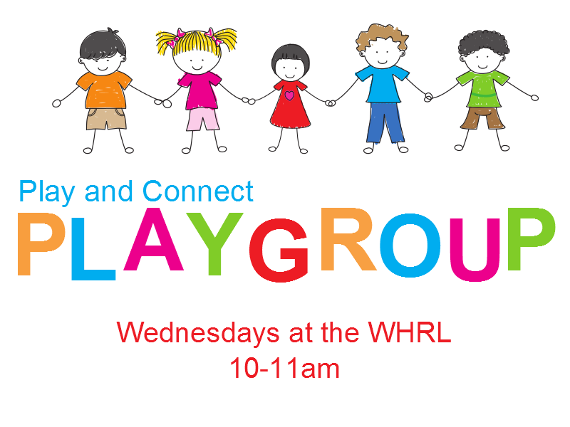 Infant/Toddler Playgroup Resumes at the Women's Health Resource Library