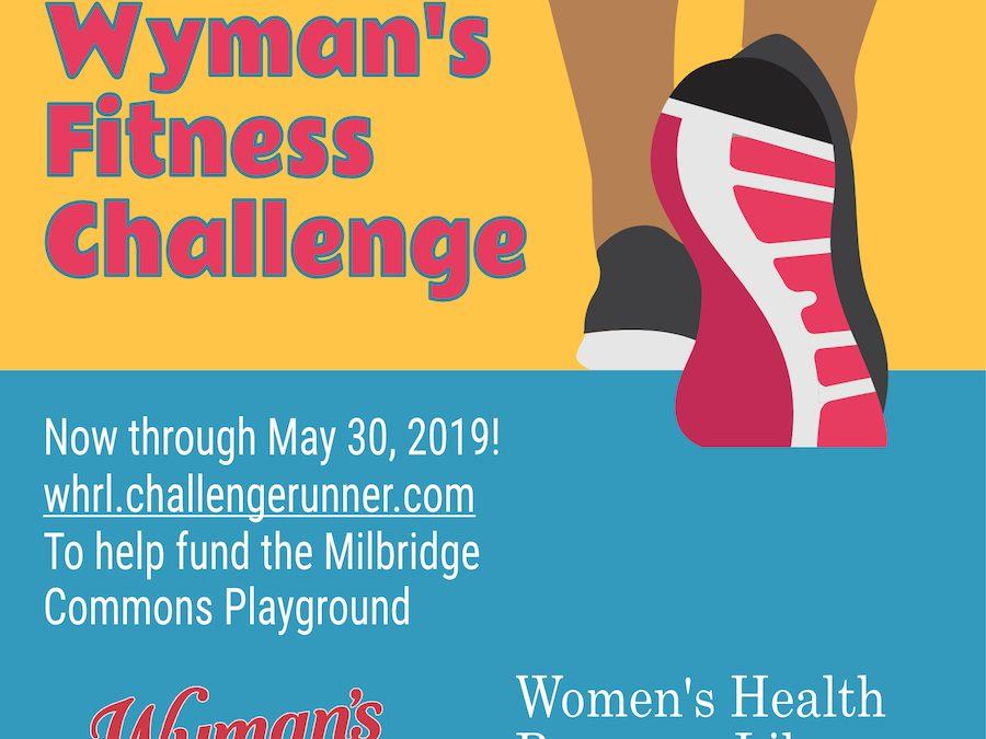 Wyman's Partners with WHRL for $5,000 Fitness Challenge