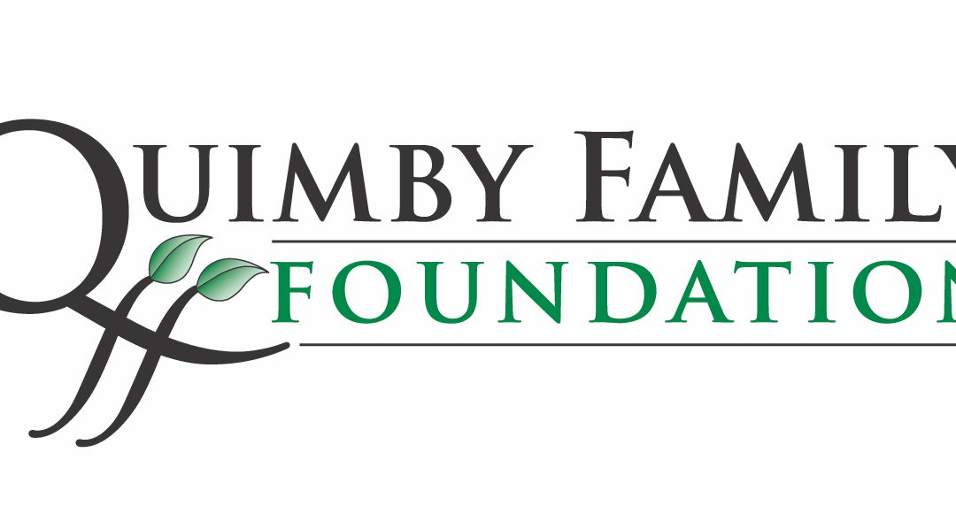 $25,000 QUIMBY GRANT AWARDED TO WHRL