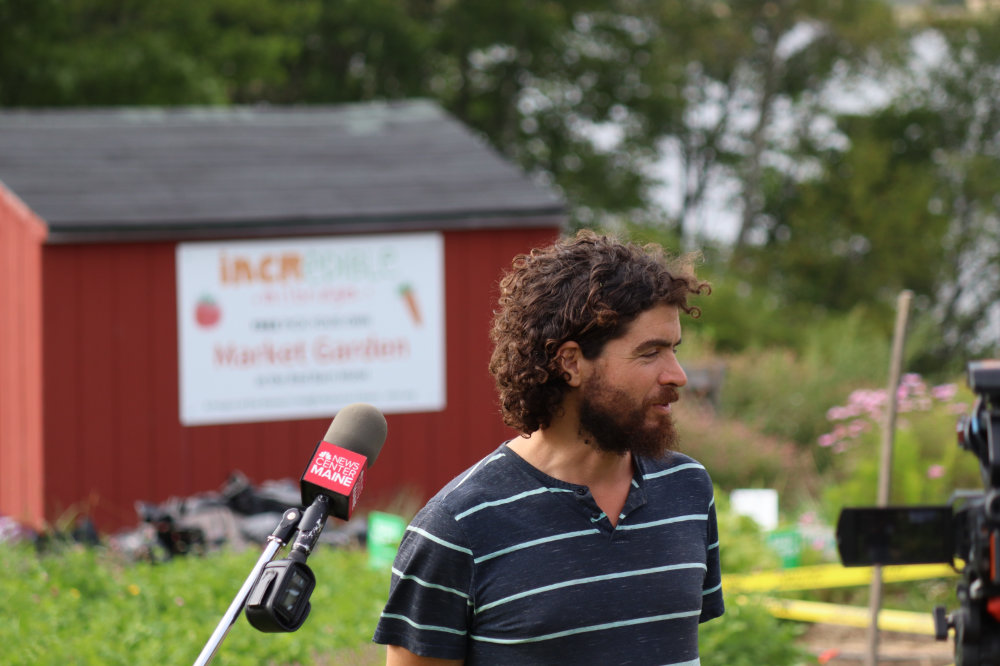 News Center Maine visits Incredible Edible Milbridge